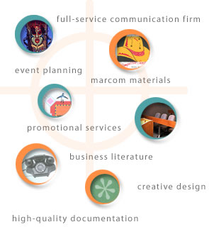 marcom, documentation, creative design